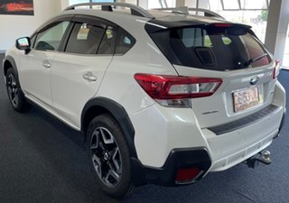 2018 Subaru XV G5X MY18 S-Edition Lineartronic AWD White 7 Speed Constant Variable Wagon