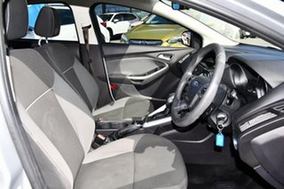 2011 Ford Focus LW Trend PwrShift Silver 6 Speed Sports Automatic Dual Clutch Hatchback