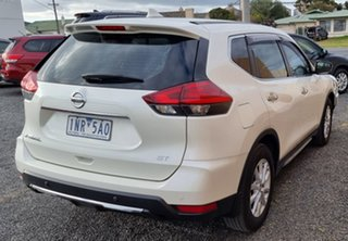 2018 Nissan X-Trail T32 Series II ST X-tronic 2WD White 7 Speed Constant Variable Wagon