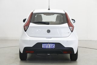 2021 MG MG3 SZP1 MY21 Core Dover White 4 Speed Automatic Hatchback