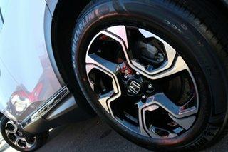 2018 Honda CR-V RW MY19 VTi-S 4WD Lunar Silver 1 Speed Constant Variable Wagon