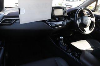 2018 Toyota C-HR NGX50R Koba S-CVT AWD Silver 7 Speed Constant Variable Wagon