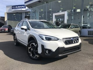 2021 Subaru XV G5X MY21 2.0i-S Lineartronic AWD Crystal White 7 Speed Constant Variable Wagon.