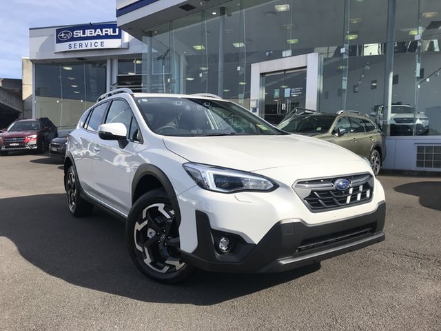 New Subaru XV G5X MY21 2.0i-S Lineartronic AWD Brookvale, 2021 Subaru XV G5X MY21 2.0i-S Lineartronic AWD Crystal White 7 Speed Constant Variable Wagon