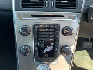 2012 Volvo XC60 DZ MY12 D5 Geartronic AWD Black 6 Speed Sports Automatic Wagon