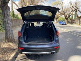 2014 Hyundai Santa Fe DM MY14 Active Blue 6 Speed Sports Automatic Wagon
