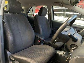 2008 Toyota Yaris NCP93R YRS Grey 4 Speed Automatic Sedan