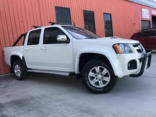 2010 Holden Colorado RC MY11 LT-R Crew Cab White 5 Speed Manual Utility.