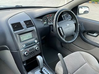 2005 Ford Falcon BA Mk II SR Silver 4 Speed Sports Automatic Sedan