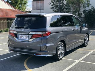 2020 Honda Odyssey RC MY20 VTi-L Grey 7 Speed Constant Variable Wagon.