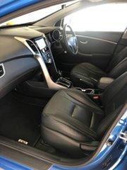 2015 Hyundai i30 GD4 Series II MY17 Active X Marina Blue 6 Speed Sports Automatic Hatchback