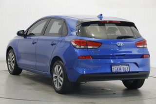 2017 Hyundai i30 PD MY18 Active Marina Blue 6 Speed Sports Automatic Hatchback.
