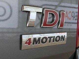 2011 Volkswagen Amarok 2H TDI400 4Mot Trendline Grey 6 Speed Manual Utility