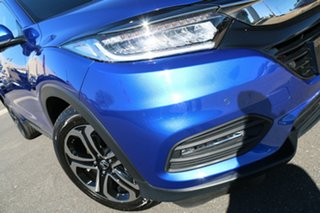 2018 Honda HR-V MY18 VTi-LX Brilliant Sporty Blue 1 Speed Constant Variable Hatchback.
