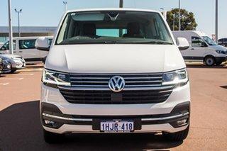2021 Volkswagen Multivan T6.1 MY21 TDI450 LWB DSG Comfortline EXEC Candy White 7 Speed.
