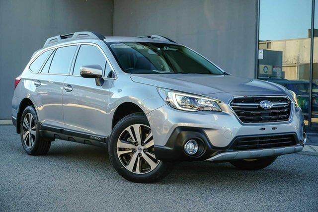 Used Subaru Outback B6A MY18 2.5i CVT AWD Osborne Park, 2018 Subaru Outback B6A MY18 2.5i CVT AWD Silver 7 Speed Constant Variable Wagon