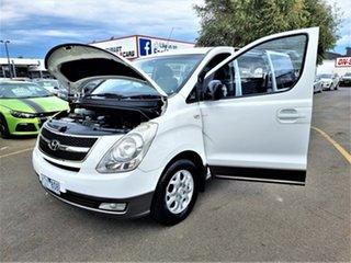 2008 Hyundai iMAX TQ-W White 5 Speed Manual Wagon