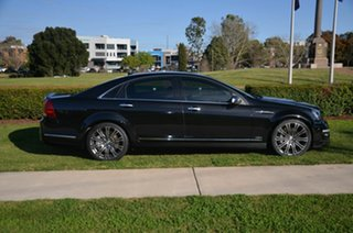 2015 Holden Special Vehicles Grange Gen F2 Black 6 Speed Auto Active Sequential Sedan.