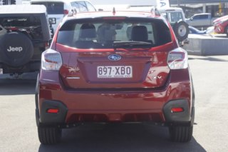 2017 Subaru XV G4X MY17 2.0i-L Lineartronic AWD Red 6 Speed Constant Variable Wagon