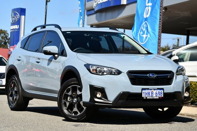 Used Subaru XV G5X MY18 2.0i-L Lineartronic AWD Melville, 2018 Subaru XV G5X MY18 2.0i-L Lineartronic AWD Grey 7 Speed Constant Variable Wagon