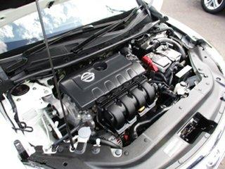 2014 Nissan Pulsar ST White 4 Speed Auto Active Select Sedan
