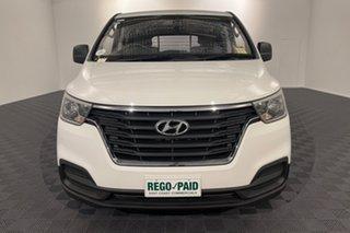 2019 Hyundai iLOAD TQ4 MY20 White 5 speed Automatic Van.