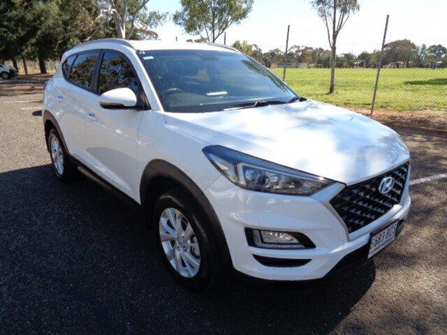 Used Hyundai Tucson TL2 MY18 Active 2WD Elizabeth, 2018 Hyundai Tucson TL2 MY18 Active 2WD White 6 Speed Sports Automatic Wagon