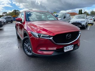 2020 Mazda CX-5 KF2W7A Maxx SKYACTIV-Drive FWD Sport Red 6 Speed Sports Automatic Wagon.
