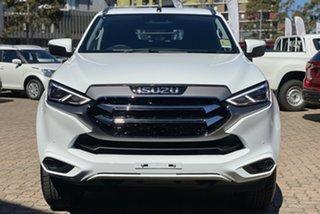 2021 Isuzu MU-X RJ MY21 LS-U (4x4) Mineral White 6 Speed Auto SEQ Sports Mode Wagon