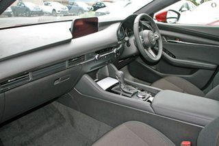 2021 Mazda 3 BP2HLA G25 SKYACTIV-Drive Evolve Red 6 Speed Sports Automatic Hatchback