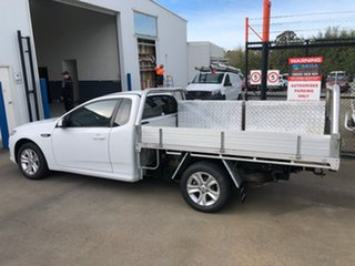 2015 Ford Falcon FG X XR6 Super Cab White 6 Speed Sports Automatic Cab Chassis
