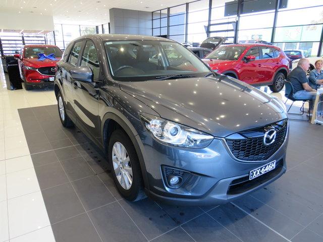 Used Mazda CX-5 KE1071 Maxx SKYACTIV-Drive AWD Sport Edwardstown, KE1071 Maxx Sport WAG 5dr SKYA 6sp 505kg 2.0i