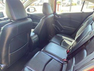 2014 Mazda 3 BM5238 SP25 SKYACTIV-Drive Red/190814 6 Speed Sports Automatic Sedan