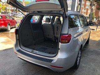 2016 Kia Carnival S Silver Sports Automatic Wagon