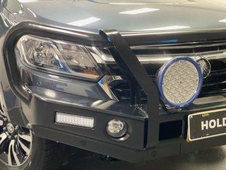 2018 Holden Colorado RG MY18 LTZ Pickup Crew Cab Grey 6 Speed Sports Automatic Utility.