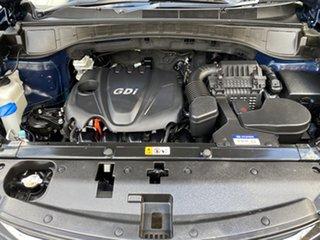 2014 Hyundai Santa Fe DM MY14 Active Blue 6 Speed Sports Automatic Wagon.