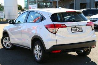 2021 Honda HR-V MY21 VTi Platinum White 1 Speed Constant Variable Hatchback.