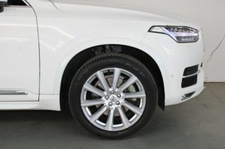2016 Volvo XC90 L Series MY16 D5 Geartronic AWD Momentum Ice White 8 Speed Sports Automatic Wagon