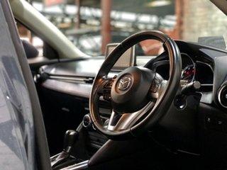 2017 Mazda 2 DJ2HAA Genki SKYACTIV-Drive Grey 6 Speed Sports Automatic Hatchback