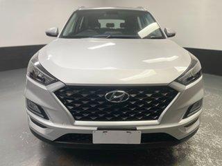 2019 Hyundai Tucson TL3 MY19 Active X 2WD Silver 6 Speed Automatic Wagon.