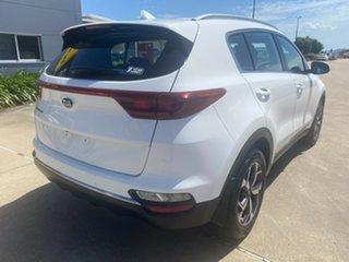 2019 Kia Sportage QL MY19 Si 2WD White/010819 6 Speed Sports Automatic Wagon.