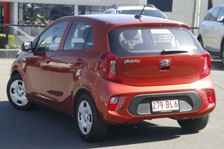 2021 Kia Picanto JA MY21 S Pop Orange 4 Speed Automatic Hatchback.