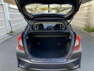 2015 Honda Jazz GF MY15 VTi-S Grey 1 Speed Constant Variable Hatchback