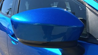 2017 Mazda 2 DJ2HAA Genki SKYACTIV-Drive Blue 6 Speed Sports Automatic Hatchback