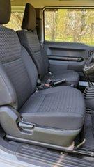 2020 Suzuki Jimny JB74 GLX White 5 Speed Manual Hardtop