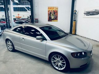 2007 Volvo C70 M Series MY07 T5 Silver 5 Speed Sports Automatic Convertible