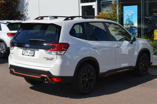 2021 Subaru Forester S5 MY21 2.5i Sport CVT AWD Crystal White Pearl 7 Speed Constant Variable Wagon