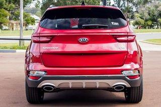 2021 Kia Sportage QL MY21 GT-Line AWD Fiery Red 6 Speed Sports Automatic Wagon.