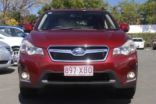 2017 Subaru XV G4X MY17 2.0i-L Lineartronic AWD Red 6 Speed Constant Variable Wagon.