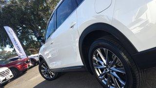 2019 Mazda CX-8 KG4W2A Asaki SKYACTIV-Drive i-ACTIV AWD White 6 Speed Sports Automatic Wagon